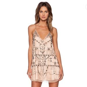 NBD REVOLVE Beaded Dress
